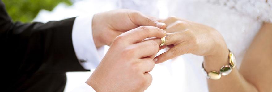 l'or pour mariage